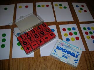 Step by Step: Counting and Number Recognition Activity | Weird Unsocialized HomeschoolersWeird Unsocialized Homeschoolers