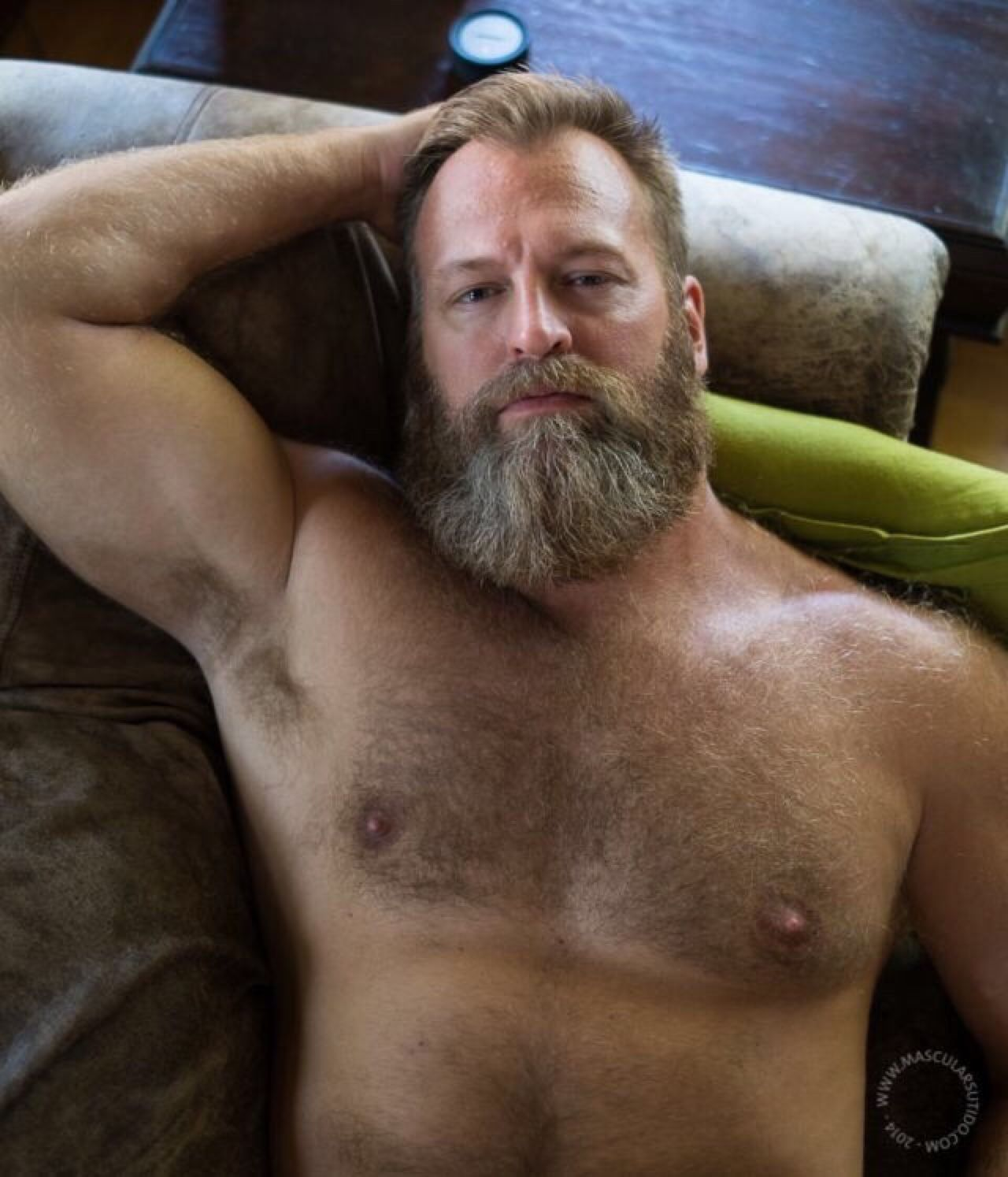 Mature Hairy Bush