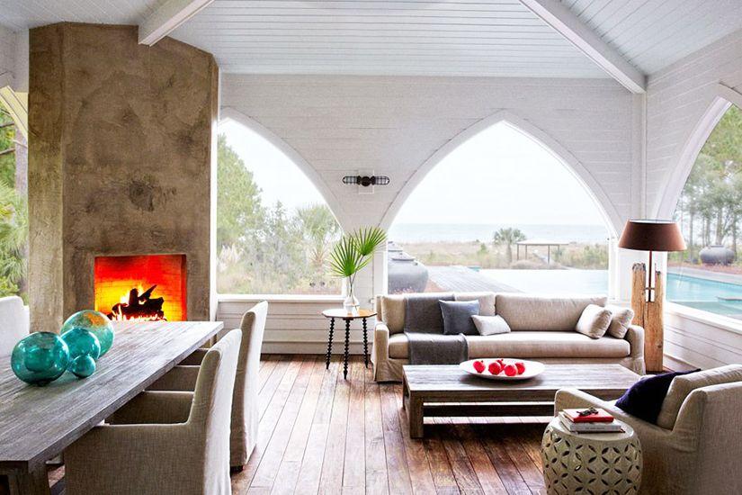 7 Drool-Worthy Celebrity Vacation Homes | John mellencamp, House ...