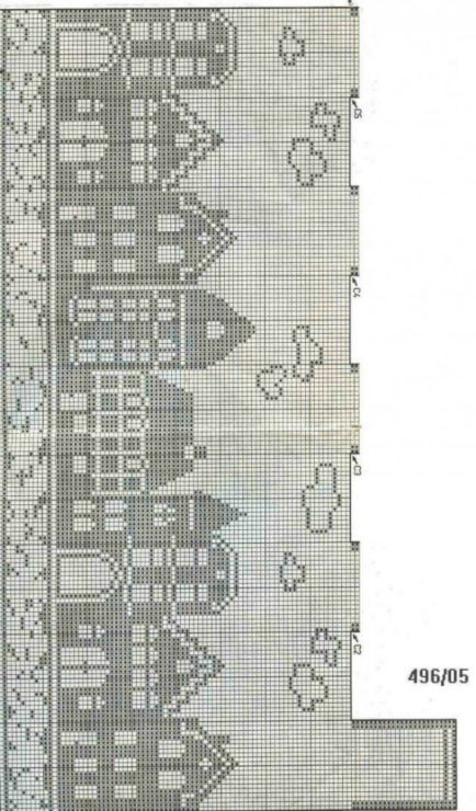 Gallery.ru / Foto # 136 - Cortinas - natalya111 fair isle knit ...