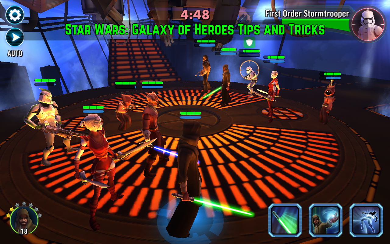 Star Wars Galaxy Of Heroes Hacks Without Human Verification