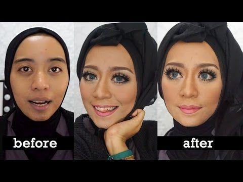 Wardah One Brand Tutorial Tips Makeup Cover Jerawat Bahasa Indonesia