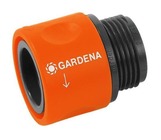 Adaptateur Raccord Filete Gardena 917 26 Tuyau Arrosage Outils Jardinage Et Tuyau
