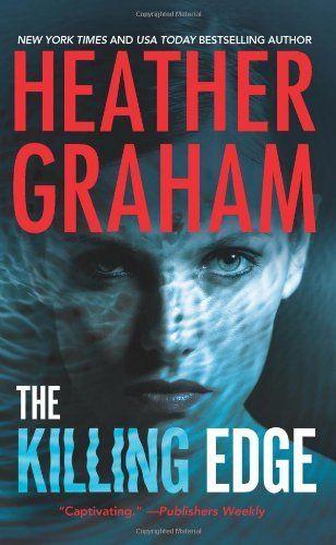 The Killing Edge by Heather Graham, http://www.amazon.com/dp/0778329399/ref=cm_sw_r_pi_dp_QMWBsb1RX1FRK