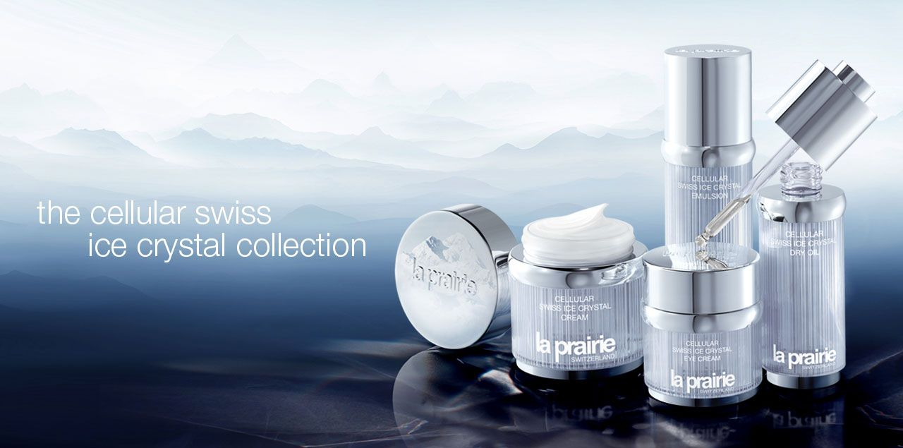 Receive an exclusive La Prairie gift with purchase of EUR 300 or ...
