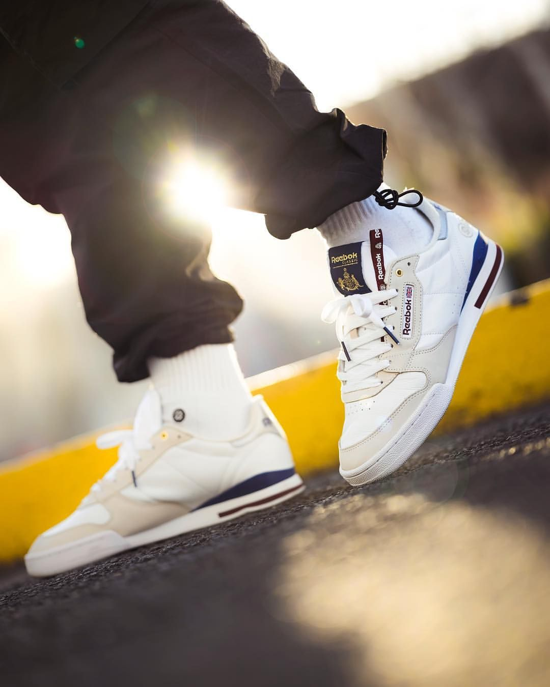 the best attitude 1be37 2a744 Highs   Lows x Footpatrol x Reebok Phase 1