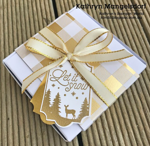 Stampin' Up! Merry Little Labels & Everyday Label Punch