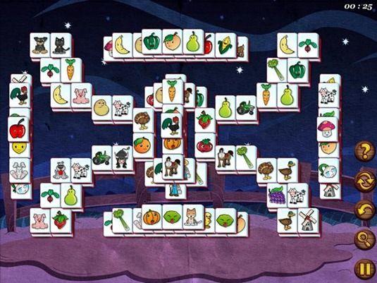 shanghai mahjong brettspiele
