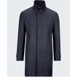 Photo of Nuevo abrigo Broadway, Strellson estampado azul marino