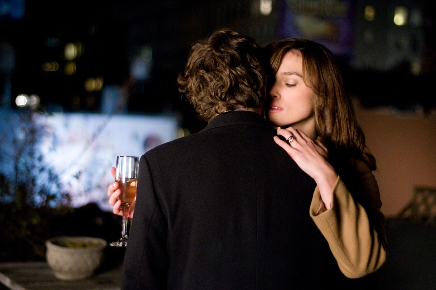 last night keira knightley amp guillaume canet last