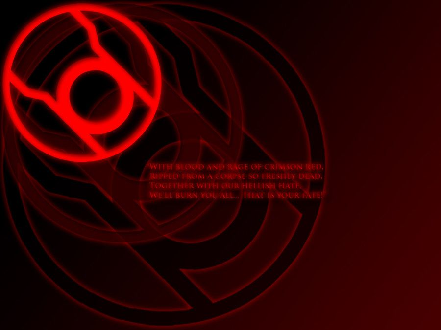 | Red Oath Wallpaper by stampedeofxflames | The Lantern ...