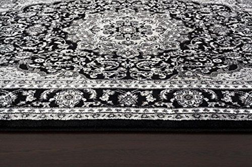 1000 Gray Black White 7 10x10 2 Area Rug Modern Carpet Large New Persian Rugs Http Www Amazon Com Dp Black And Grey Rugs Grey And White Rug Modern Area Rugs