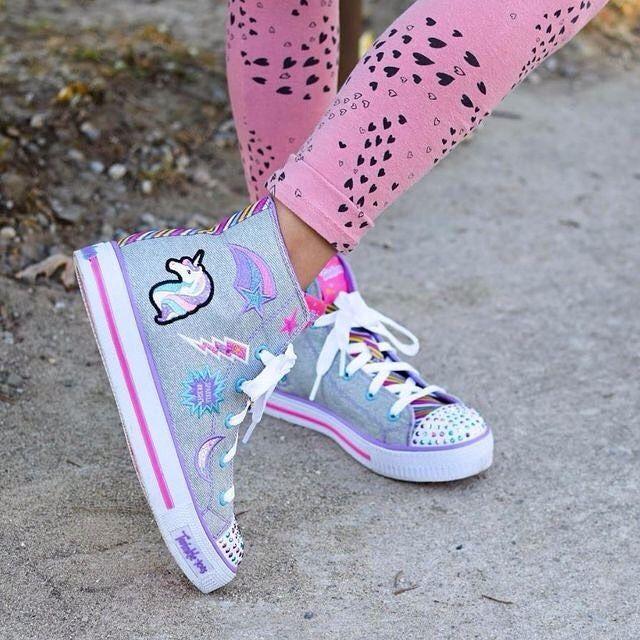 c701dfc0488 love  cool  cute  tenis  unicornio  unicorn  pinck  unicornianas ...