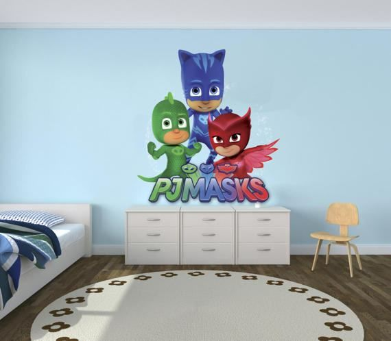Bedroom Wall Art Uk Art For Bedroom Wall Bedroom Wall Decor For Teenagers Boy Bedroom For Baby Boy: Cartoons Baby Boy Room Nursery - Mural Wall Decal Sticker For Home Bedroom (MM)