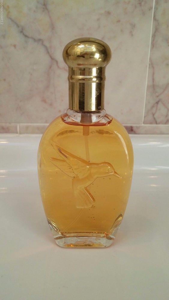 VANILLA FIELDS by Coty COLOGNE SPRAY 2.5 OZ / 73.9 ml Hummingbird Bottle #Coty
