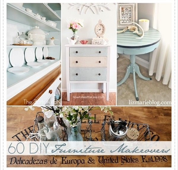 diy furniture makeover full tutorial. 60 DIY Furniture Makeovers With Tutorials For Each ! There Is A Tutorial Every Technique Used In Making Over Thrift Or Upcycling Inspiration Diy Makeover Full