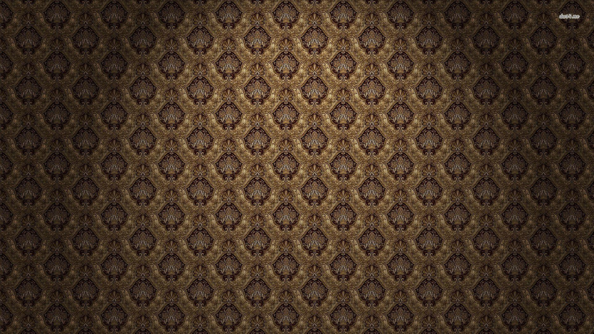Gothic Pattern Wallpaper