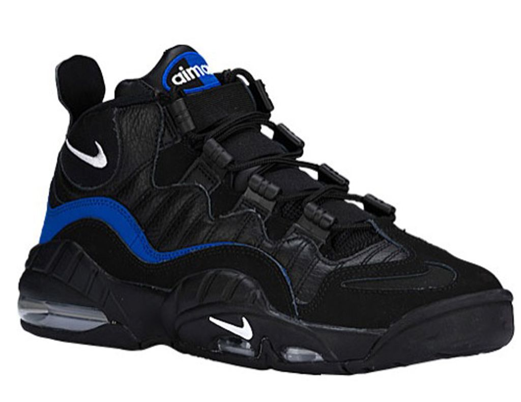 4fb213b8cf8 Nike Air Max Sensation Retro 2016 Chris Webber. These were good to ball in