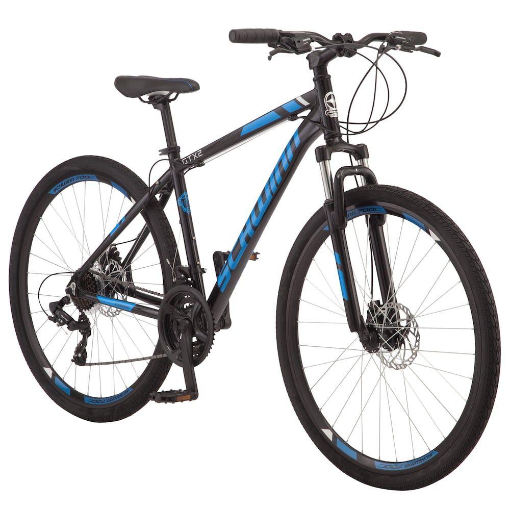 Schwinn Men's 700c Commuter GTX2 Dual Sport Bicycle