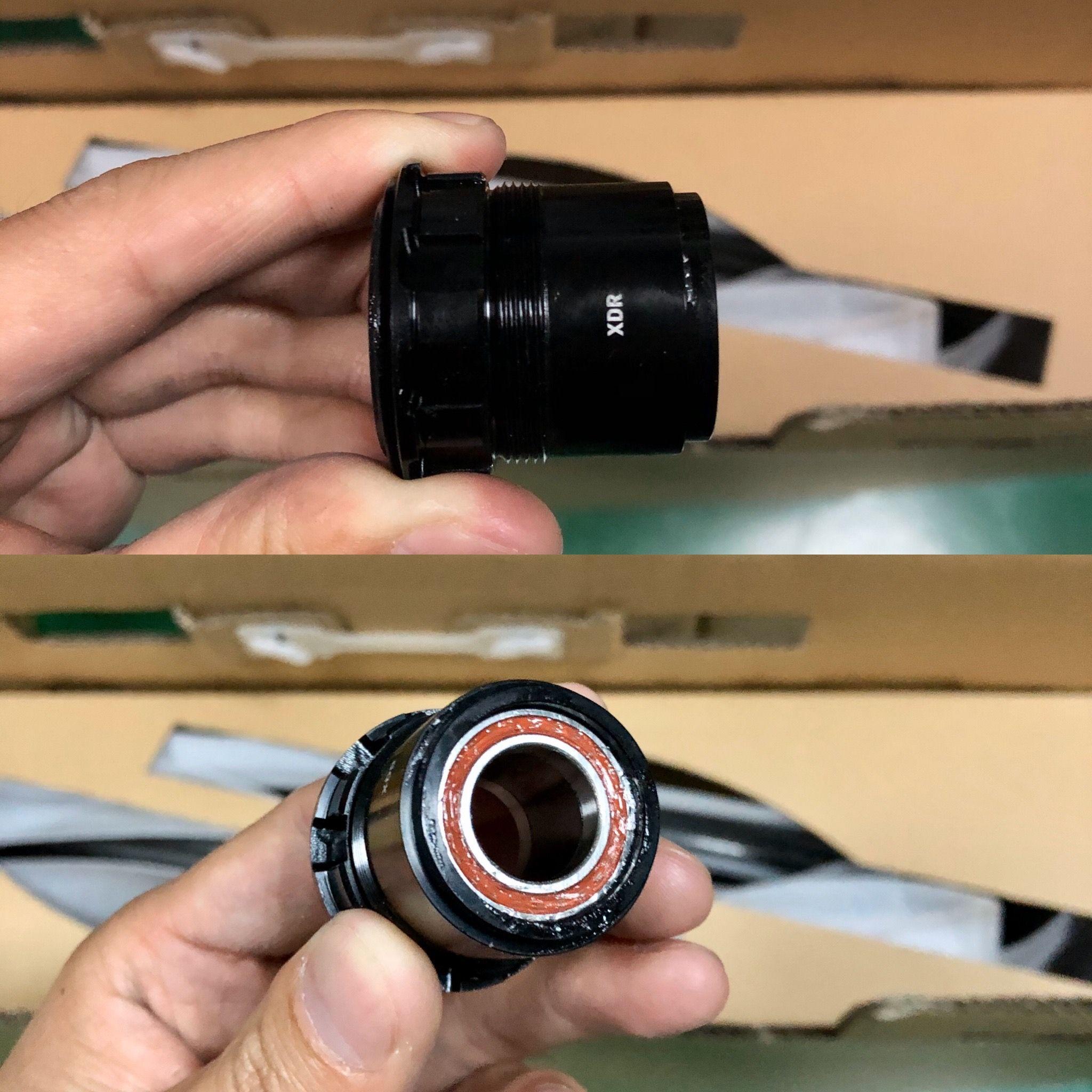 DT Swiss Micro Spline Freehub Body Ratchet Drive Hubs fits 180 240 350 440 hubs