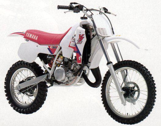 Yamaha Yz 80 Motos Deportivas Yamaha Yz Yamaha