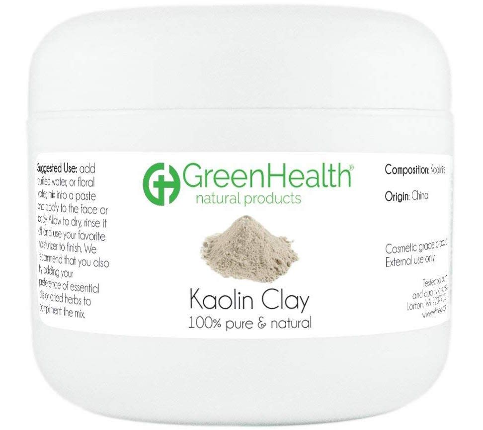 what is kaolin powder used for