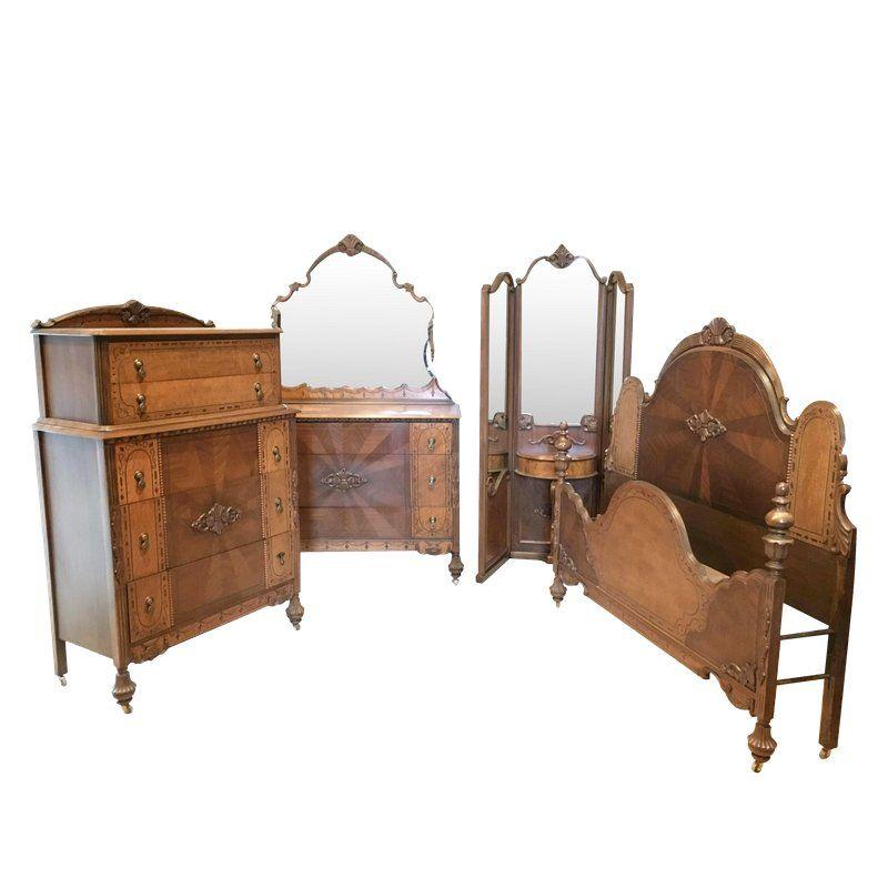 Art Deco Bedroom Set For Sale Bedroom Sets Art Deco Bedroom Contemporary Bedroom Design