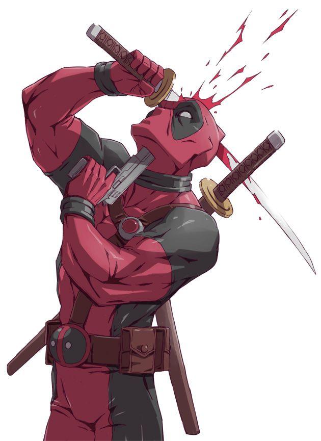 madbros \u201c マーブルコミックのイカレたヒーロー「デッドプール(DEADPOOL)」
