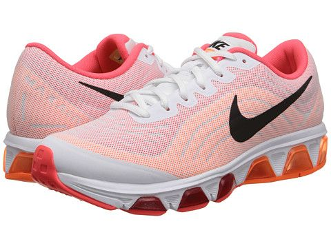nike air max tailwind 6 white laser crimson total orange black, Nike, Shoes  at 6pm.com