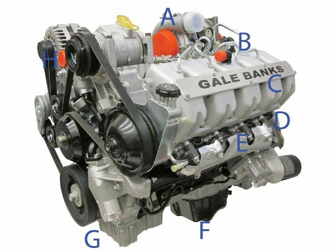 Duramax Diesel Crate Engine | Upcoming New Car Release 2020