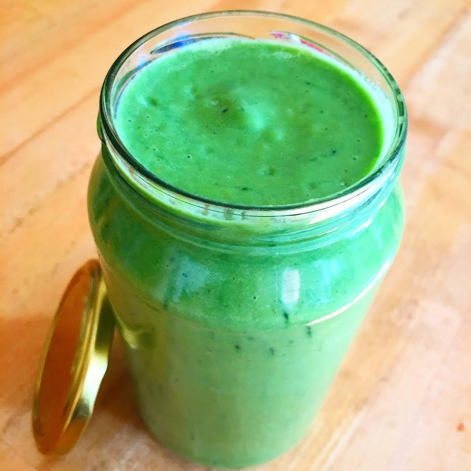 Lettuce Detox Smoothie | Smoothies Detox Keto drink