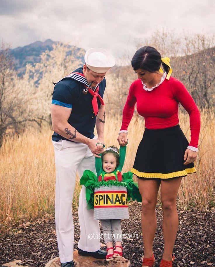 Familien Halloween Kostüme #halloween #diyhalloweencostumes #familyhalloweencos…