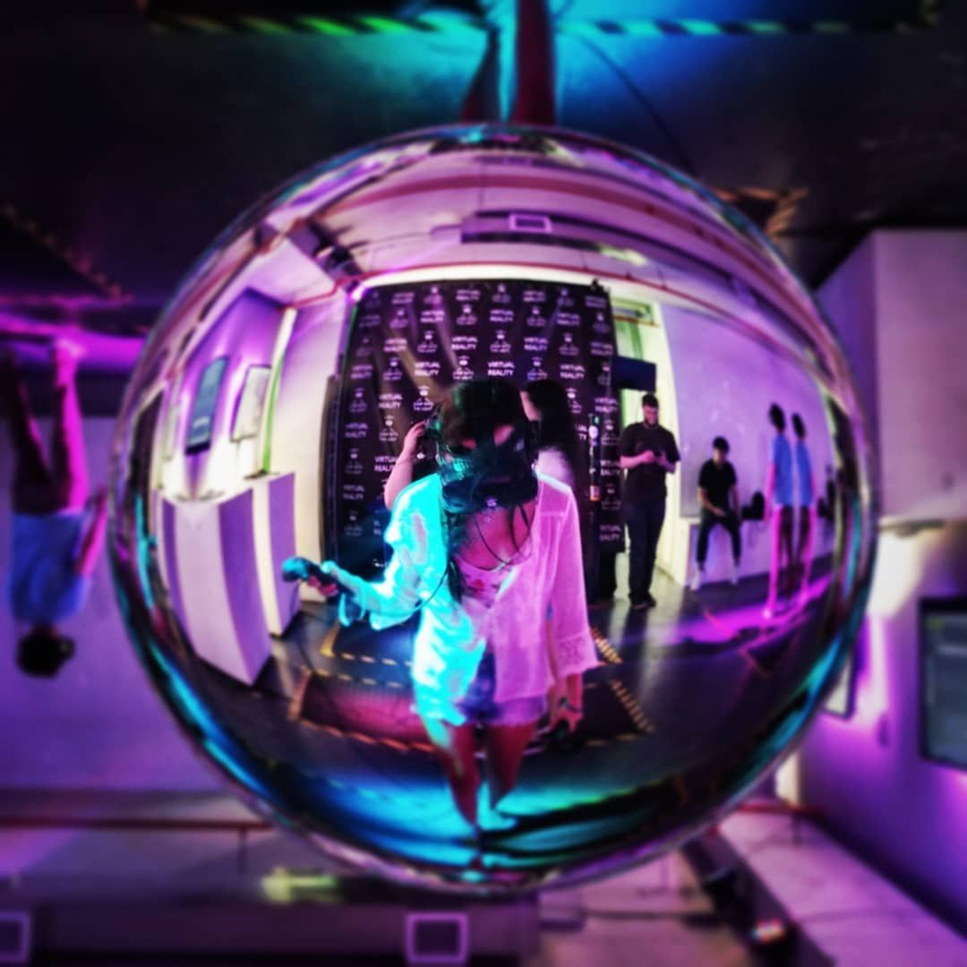 2020 Christmas Vr Experiences Do you ever feel like you live in a bubble? Experience different