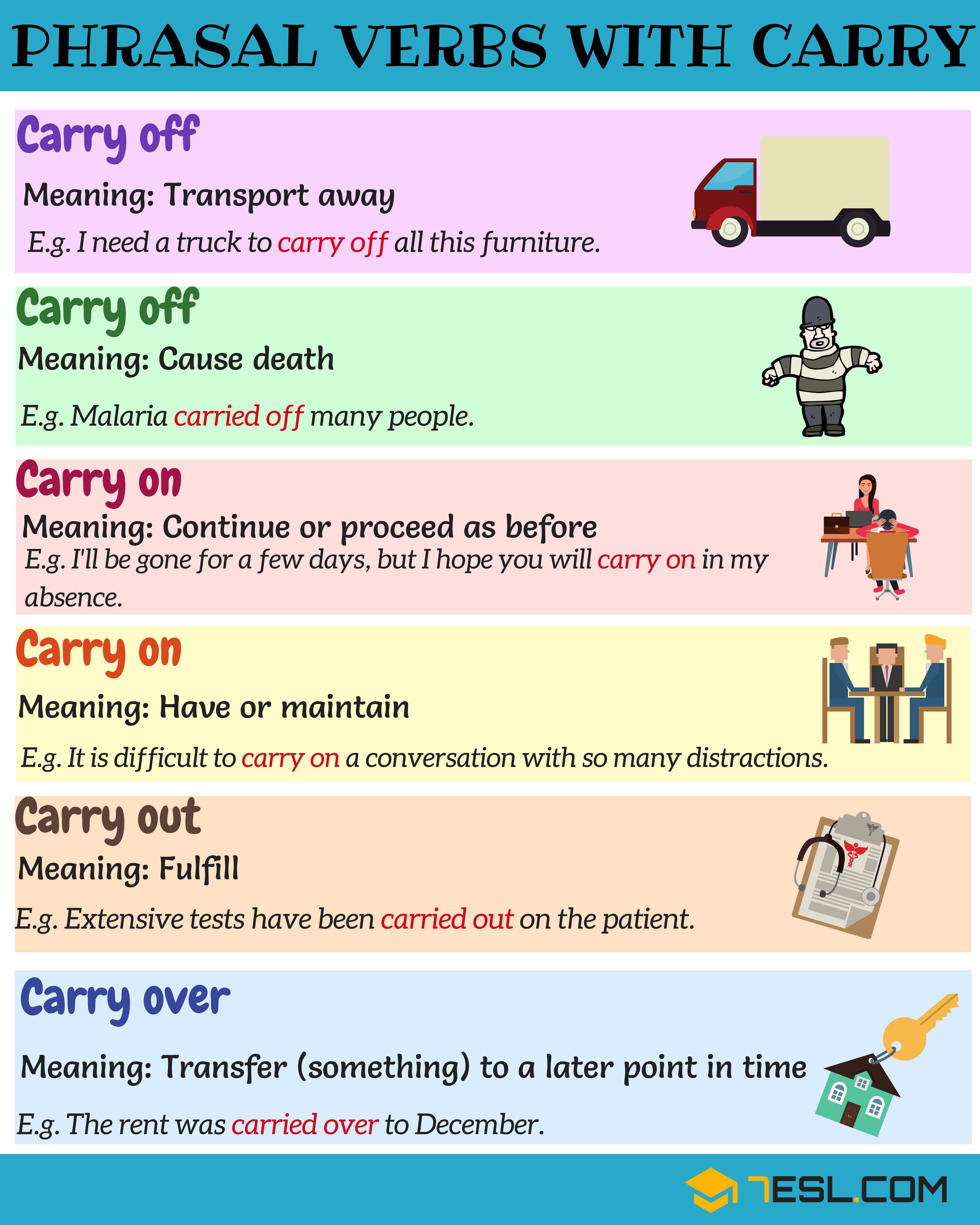 English Phrasal Verbs UsingEnglishcom