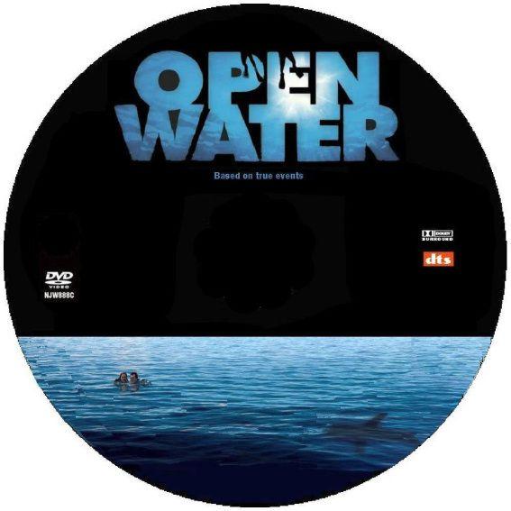 DVD OPEN WATER Migliaia di Copertine Gratis cerca le tue Cover - cd label