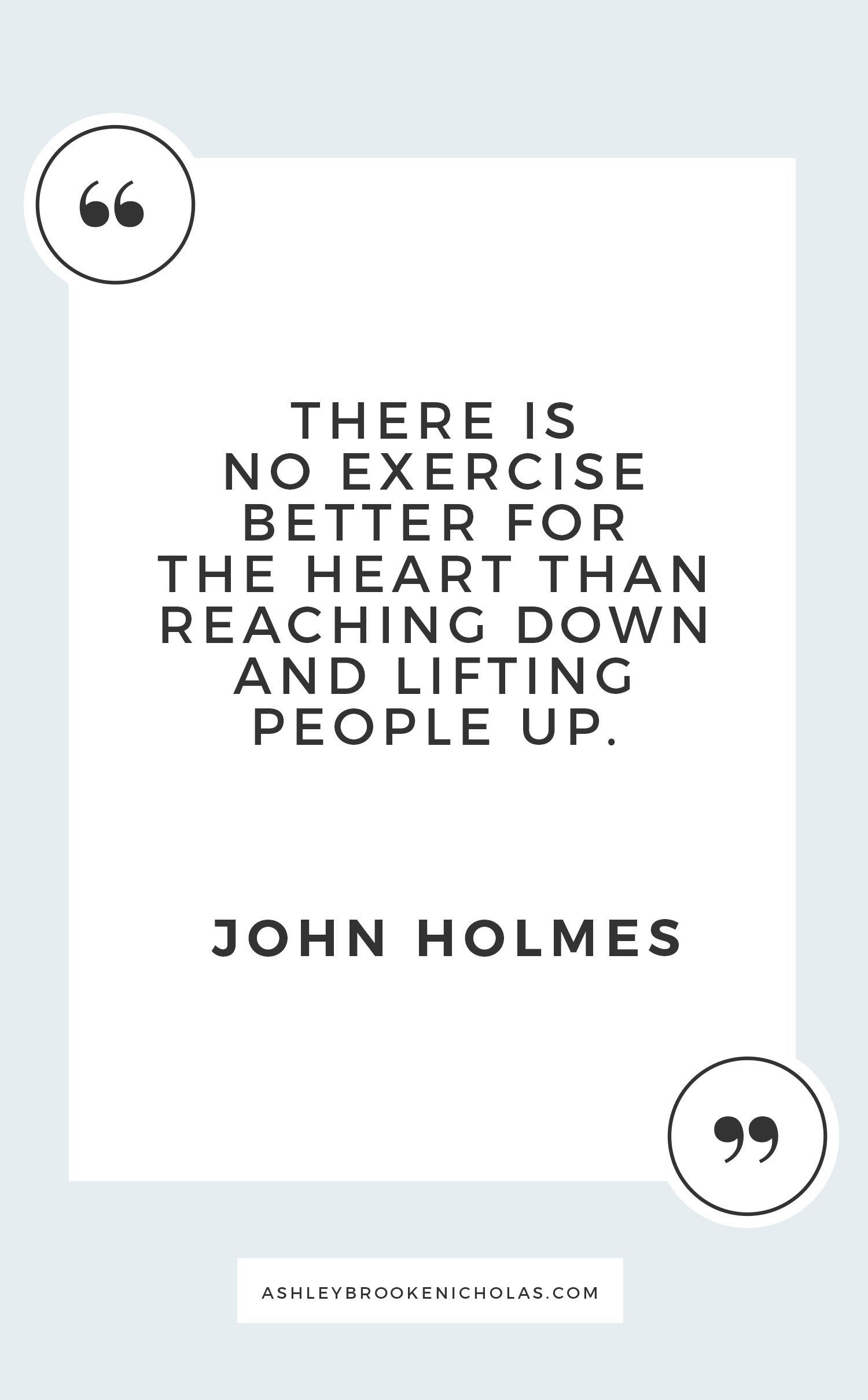 Quotes About Giving Back 4 Easy Ways To Give Back  Quotes About Giving Back John Holmes