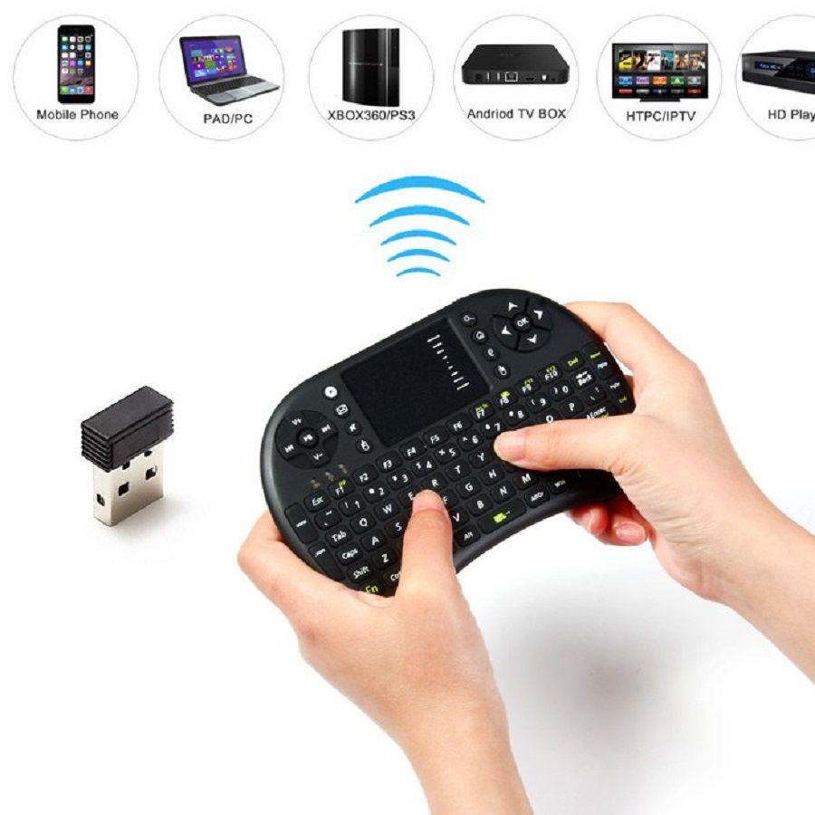 Backlit UKB-500 Mini USB Wireless Keyboard Backlight