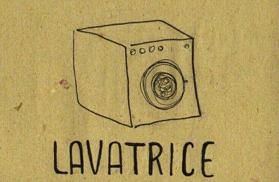 Lavatrice (washer)