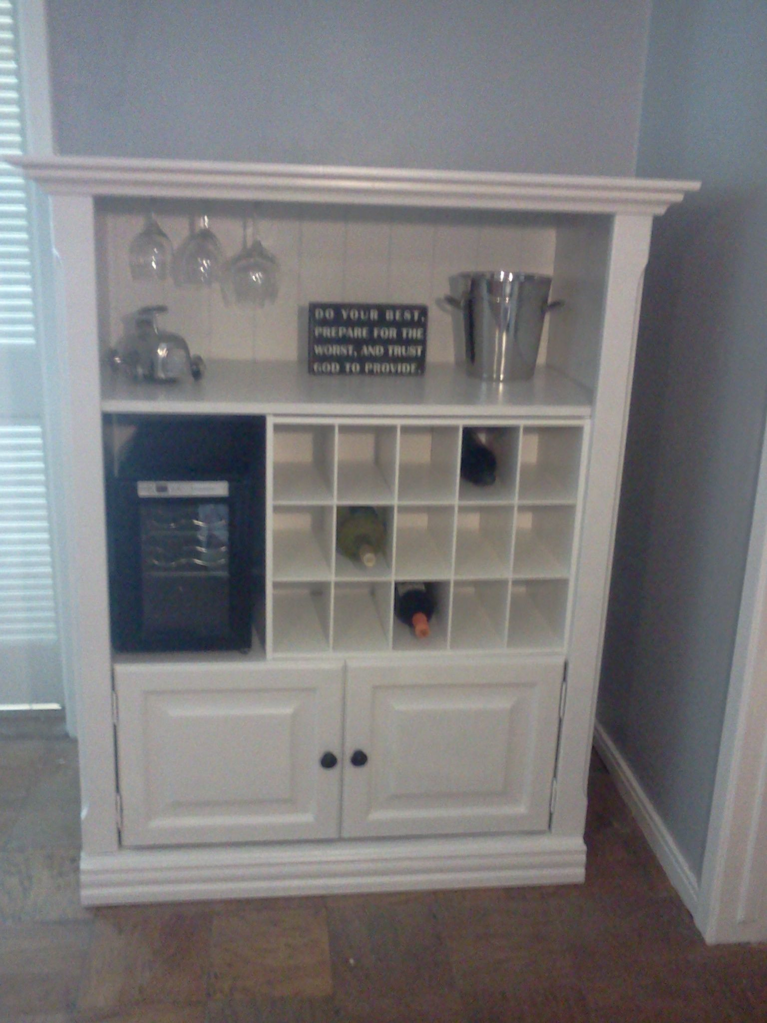 Homemade Wine Bar In 2020 Upcycled Furniture Before