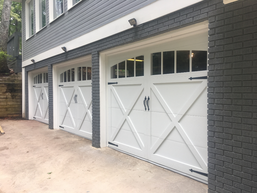Garage Door Ideas Atlanta Ga Modern, Garage Doors That Look Like Barn Doors