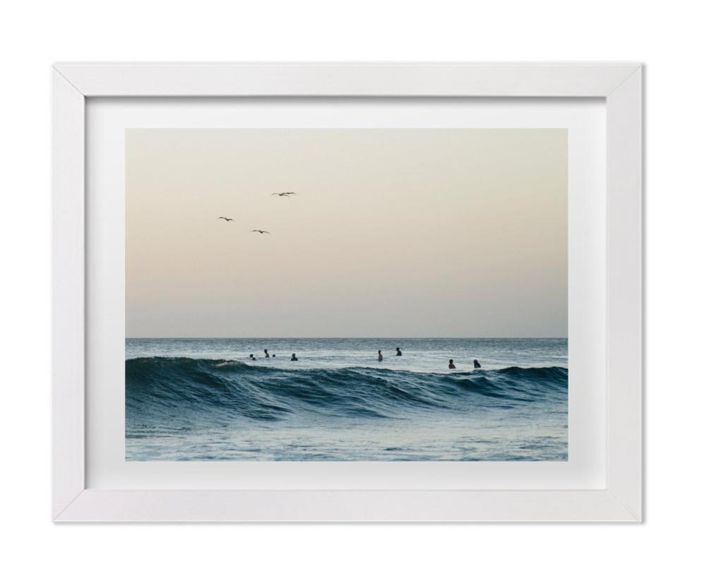 "Photo of Surf Photography, Landscape Photography, Beach Print, Ocean Art, Ocean Photography, Costa Rica Art, Beach Art, ""Waiting for the Wave"""