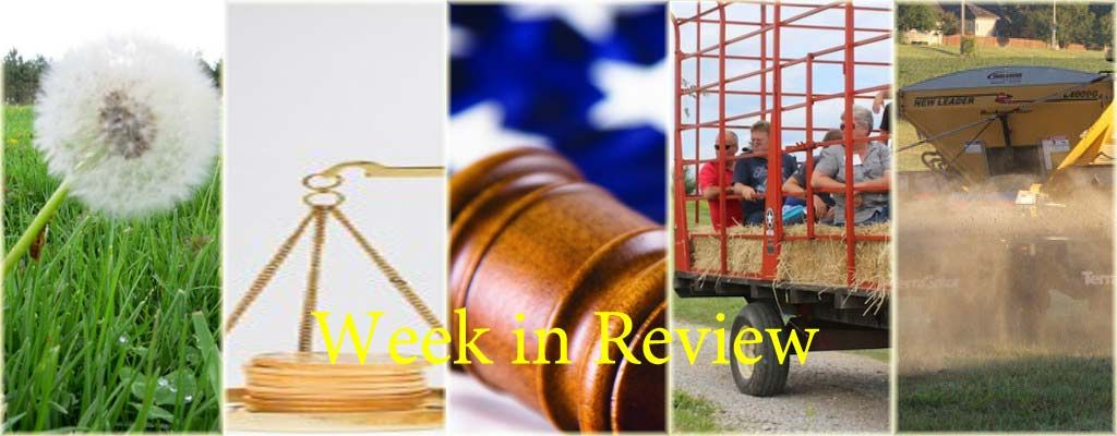 Farm and Dairy's week in review 7/4 Farm and Dairy