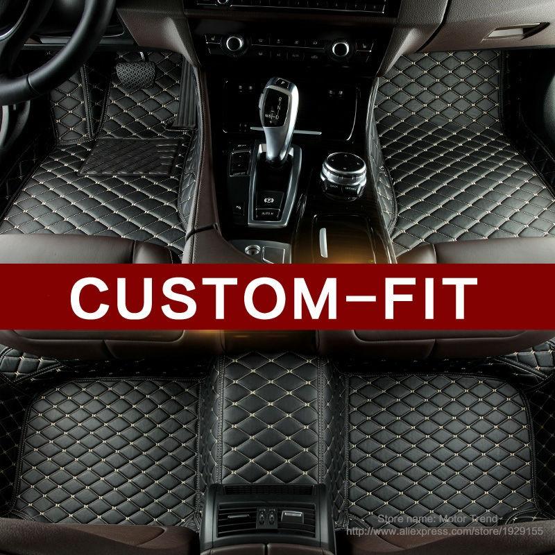 128 Buy Here Custom Fit Car Floor Mats For Bmw 5 Series