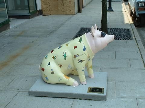 # 07 of the 2004 Pigs in the City II, of Lexington, NC.