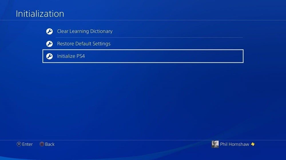 How To Factory Reset A Ps4 Full Guide How To Folks In 2020 Ps4 Game Data Told You So