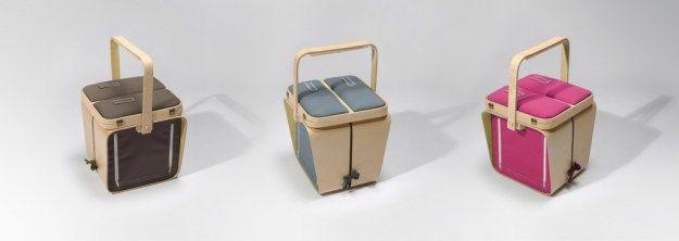 """YoYo atelier - Voglia di picnic """"Springtime"""" del designer olandese Jeriël Bobbe di Bloon Design"""