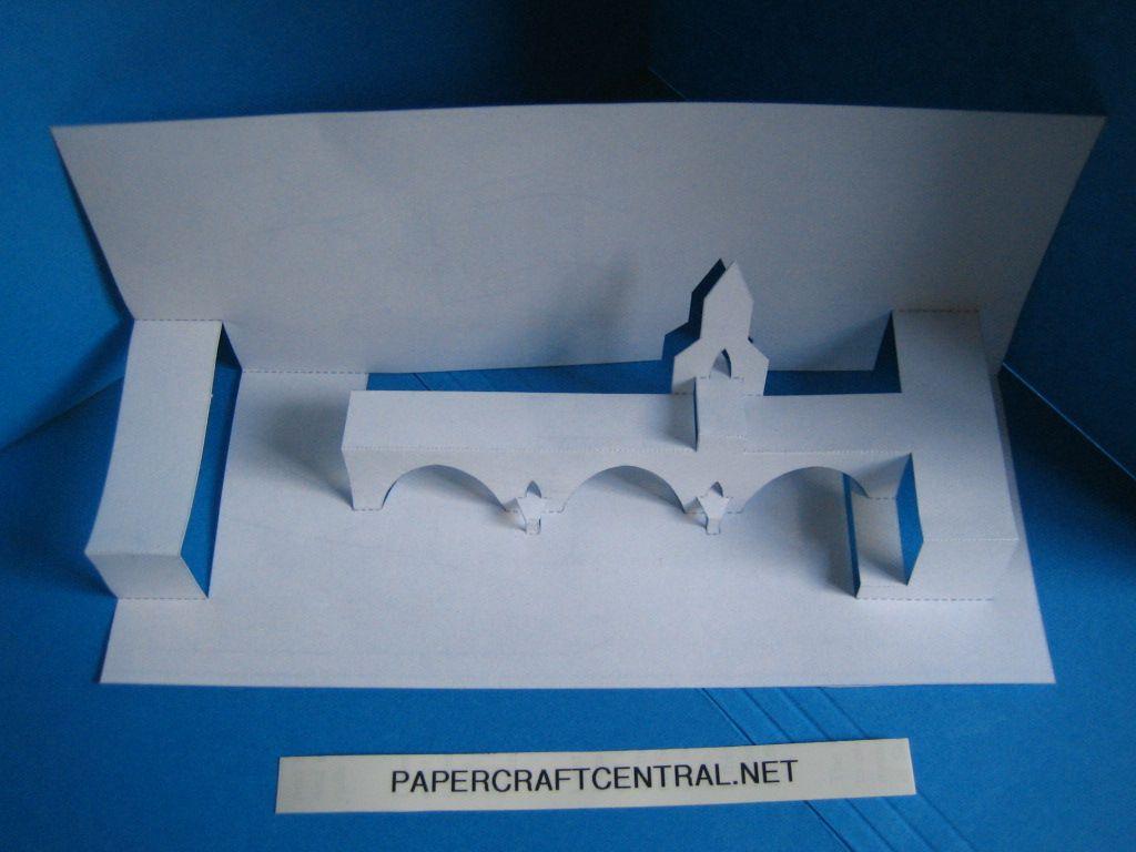 kirigami pont d avignon projets essayer pinterest essayer et projet. Black Bedroom Furniture Sets. Home Design Ideas