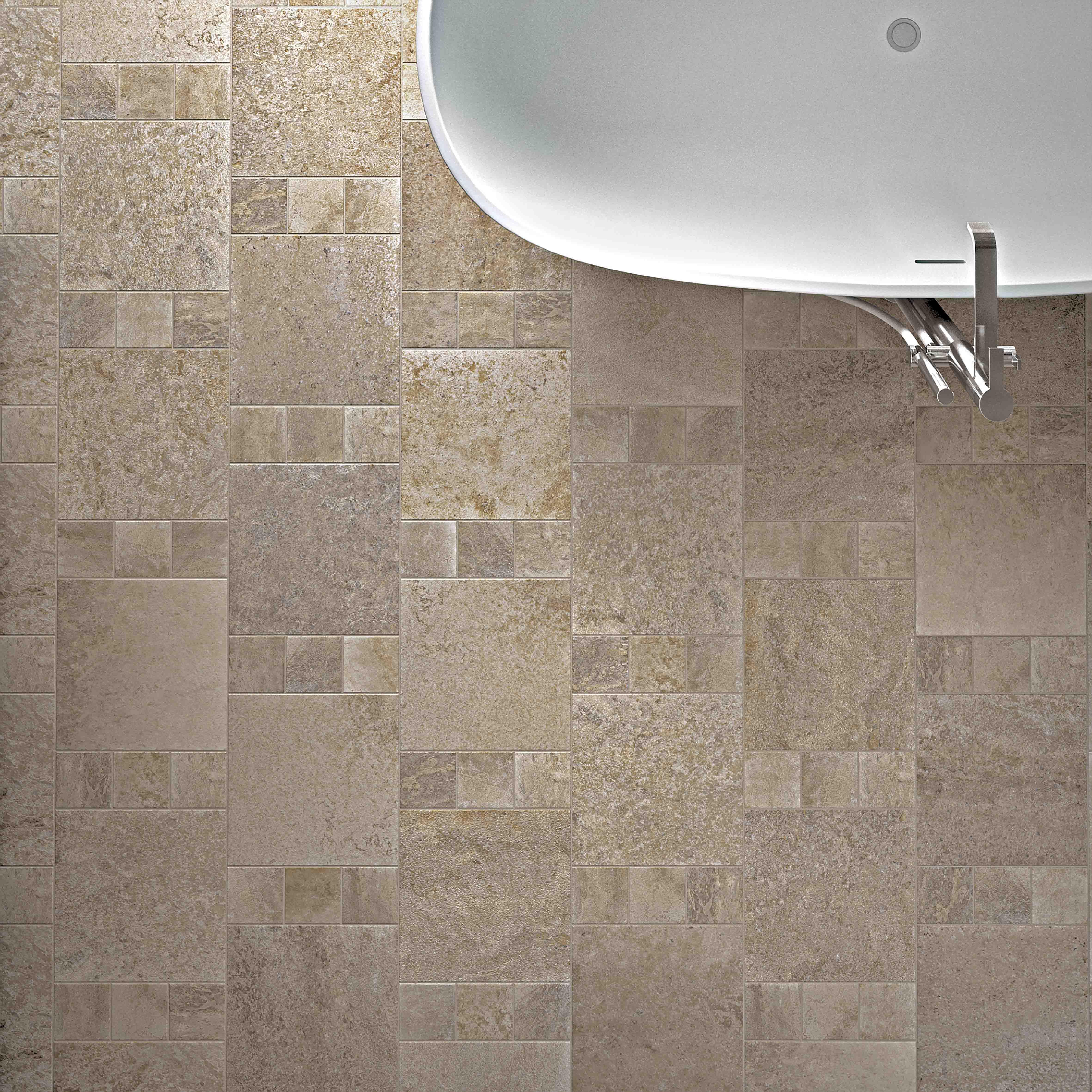 Repairing Loose Tiles Bathroom