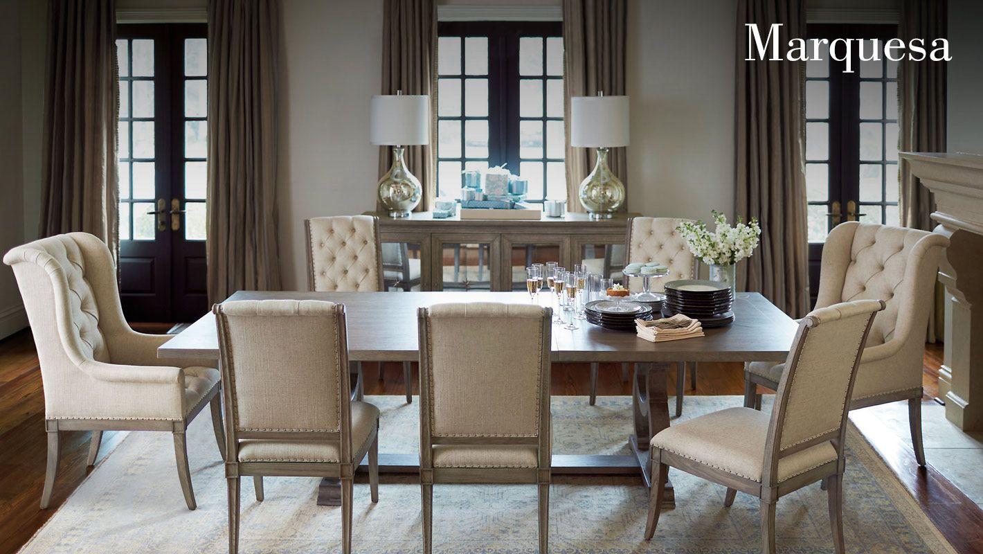 Marquesa Dining Room Items Bernhardt Bernhardt Dining Table
