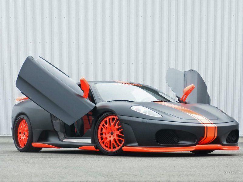 Fondos De Autos Ferrari Para Fondo De Pantalla En 3d 1 Car Wallpapers Ferrari Car Sports Car